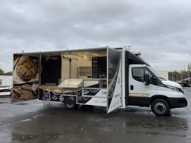 Boultruck Boulangerie Mobile – Nouvelle Génération