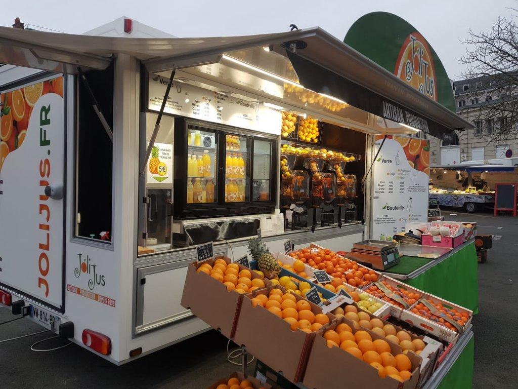 camion jus de fruits jolijus