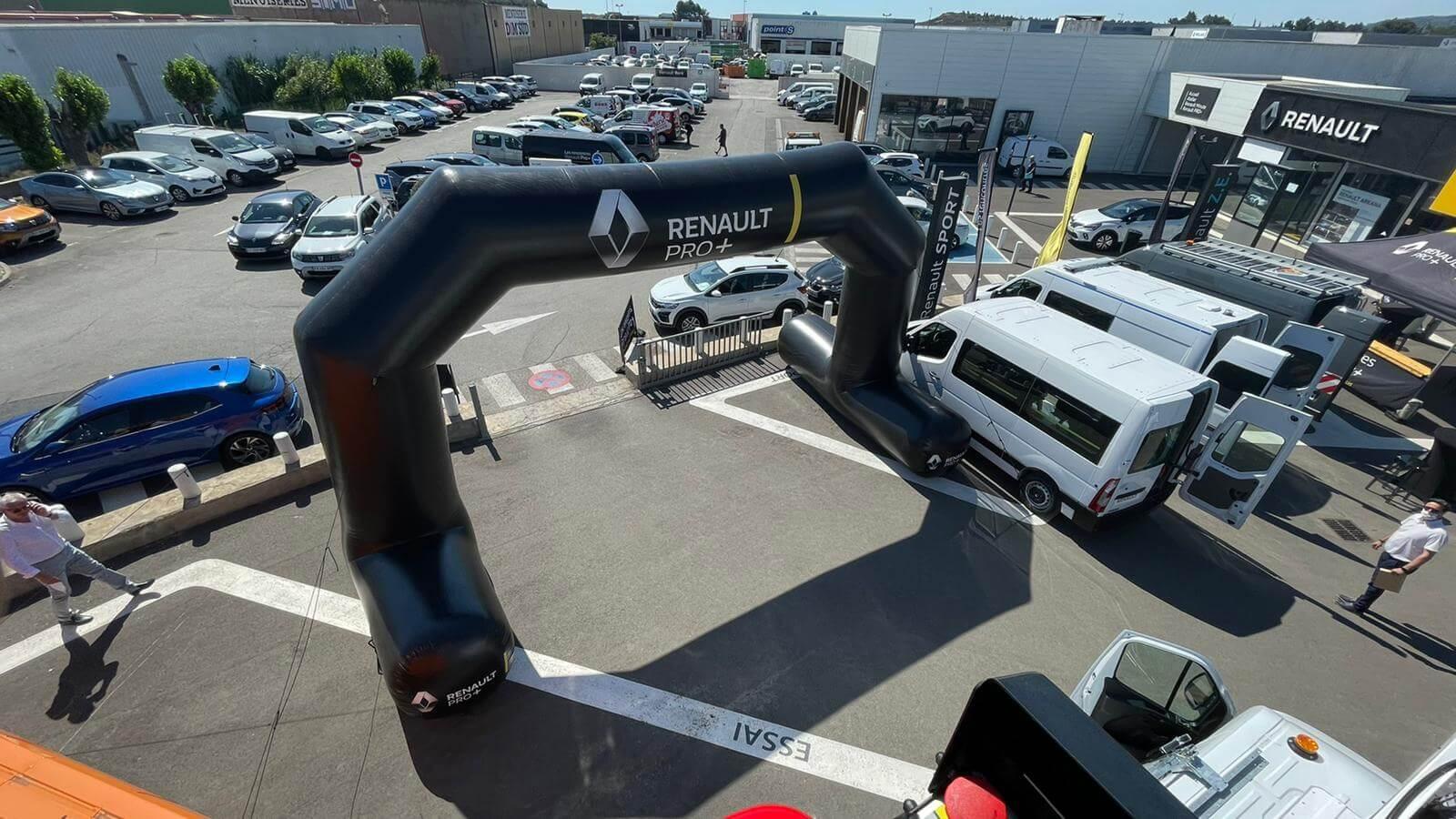 Journées Renault Pro + narbonne hedimag